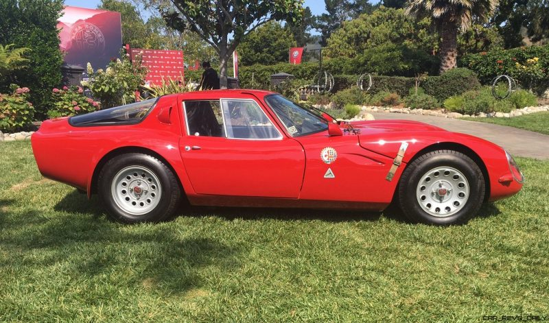 ALFA-ROMEO - Monterey Car Week 2017 19