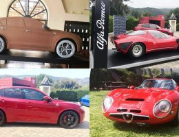 ALFA-ROMEO Wine & Cheese at Folktale Winery – Monterey Car Week 2017