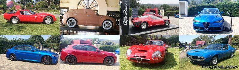 ALFA-ROMEO - Monterey Car Week 2017 19-tile