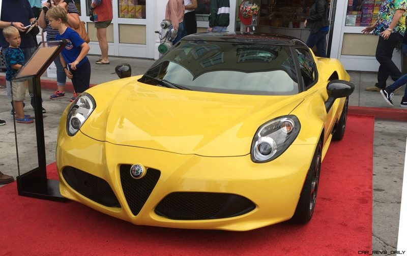 ALFA-ROMEO - Monterey Car Week 2017 27
