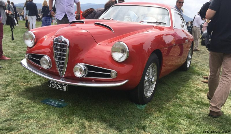 ALFA-ROMEO - Monterey Car Week 2017 29