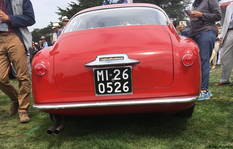 ALFA-ROMEO - Monterey Car Week 2017 31