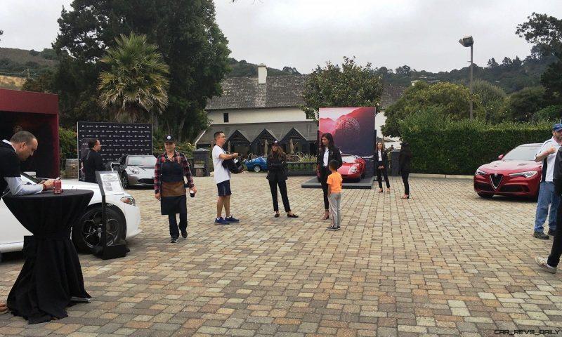 ALFA-ROMEO - Monterey Car Week 2017 38