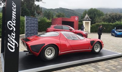 ALFA-ROMEO - Monterey Car Week 2017 41