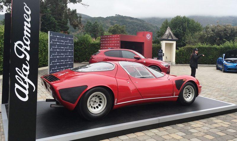 ALFA-ROMEO - Monterey Car Week 2017 41