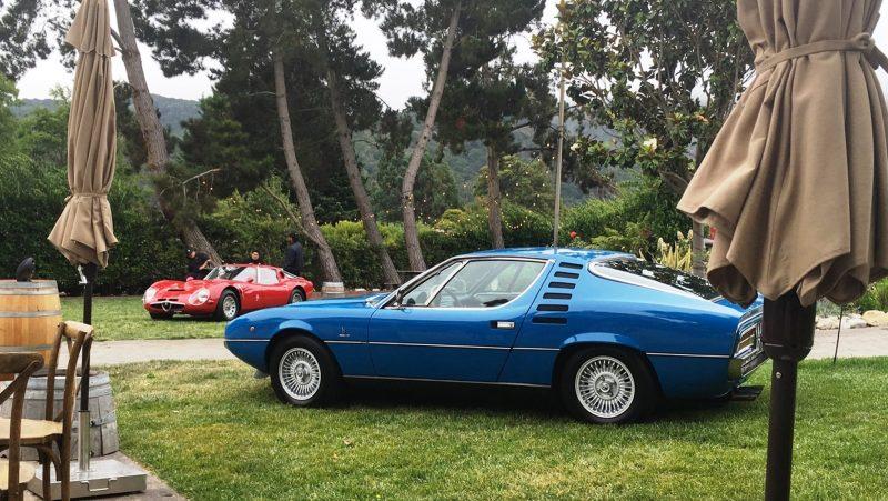 ALFA-ROMEO - Monterey Car Week 2017 52