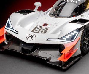 2018 Acura ARX-05 Endurance Racer Bringing V6TT To Track ...