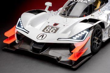 2018 Acura ARX-05 Endurance Racer Bringing V6TT To Track