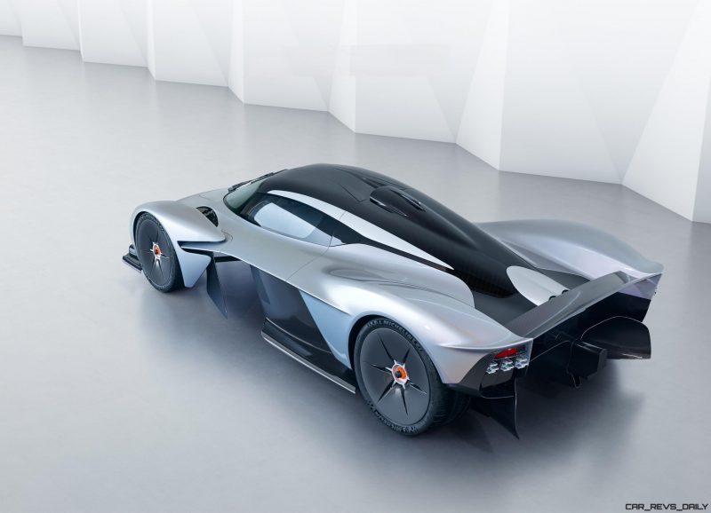 Aston Martin VALKYRIE 12