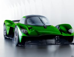 6 Ways the 2019 Aston Martin VALKYRIE Is Next-Gen Bonkers