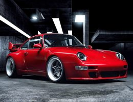2017 Guntherwerks 400R is Pro-Tuned 993 for 25-Unit 2018 Production Run