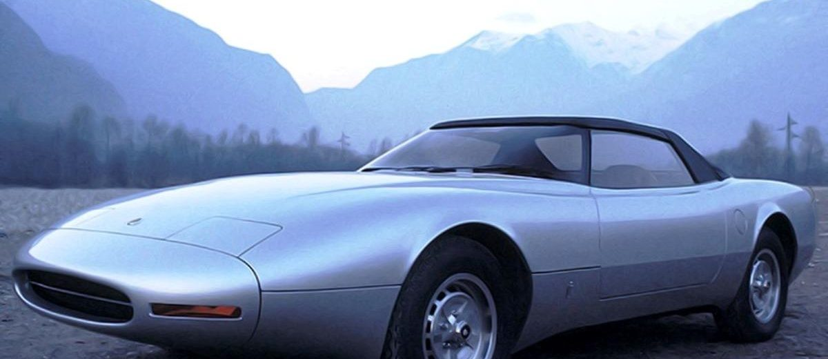 Concept Flashback - 1978 JAGUAR XJ Spider by Pininfarina 25