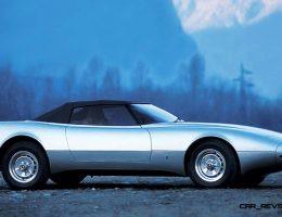 Concept Flashback – 1978 Jaguar XJ Spider by Pininfarina