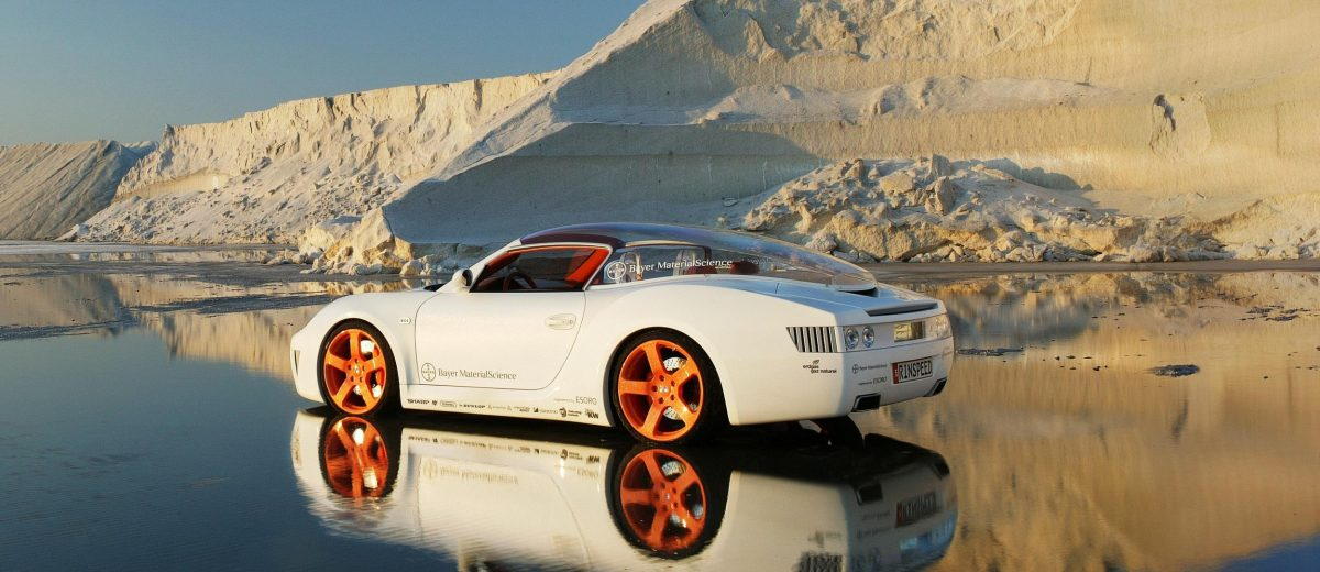 Concept Flashback - 2006 RINSPEED ZaZen is Porsche 911 with Clear Bubble Hardtop 54