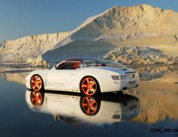 Concept Flashback – 2006 RINSPEED ZaZen is Bubble Hard 911
