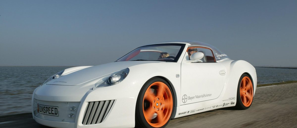 Concept Flashback - 2006 RINSPEED ZaZen is Porsche 911 with Clear Bubble Hardtop 8