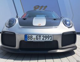 700HP 2018 Porsche 911 GT2RS – First Look at The Quail in 30 Photos