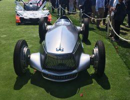 Best of Pebble Beach – 2017 INFINITI Prototype 9 in 33 New Photos