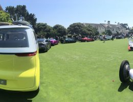 2017 Pebble Beach Concours – CONCEPT LAWN – PART TWO