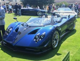 2017 Pagani Zonda HP Barchetta – Pebble Beach Debut