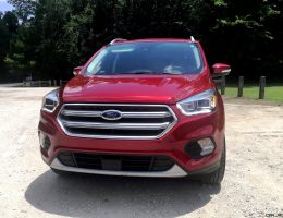 2017 Ford Escape Titanium – Road Test Review