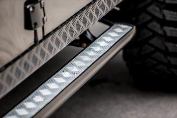 Own the 007 Spectre 2014 Land Rover Defender SVX!