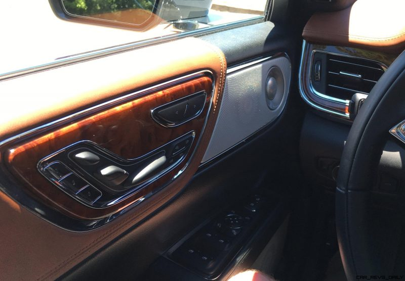 Lincoln Continental 2017 Interior 21