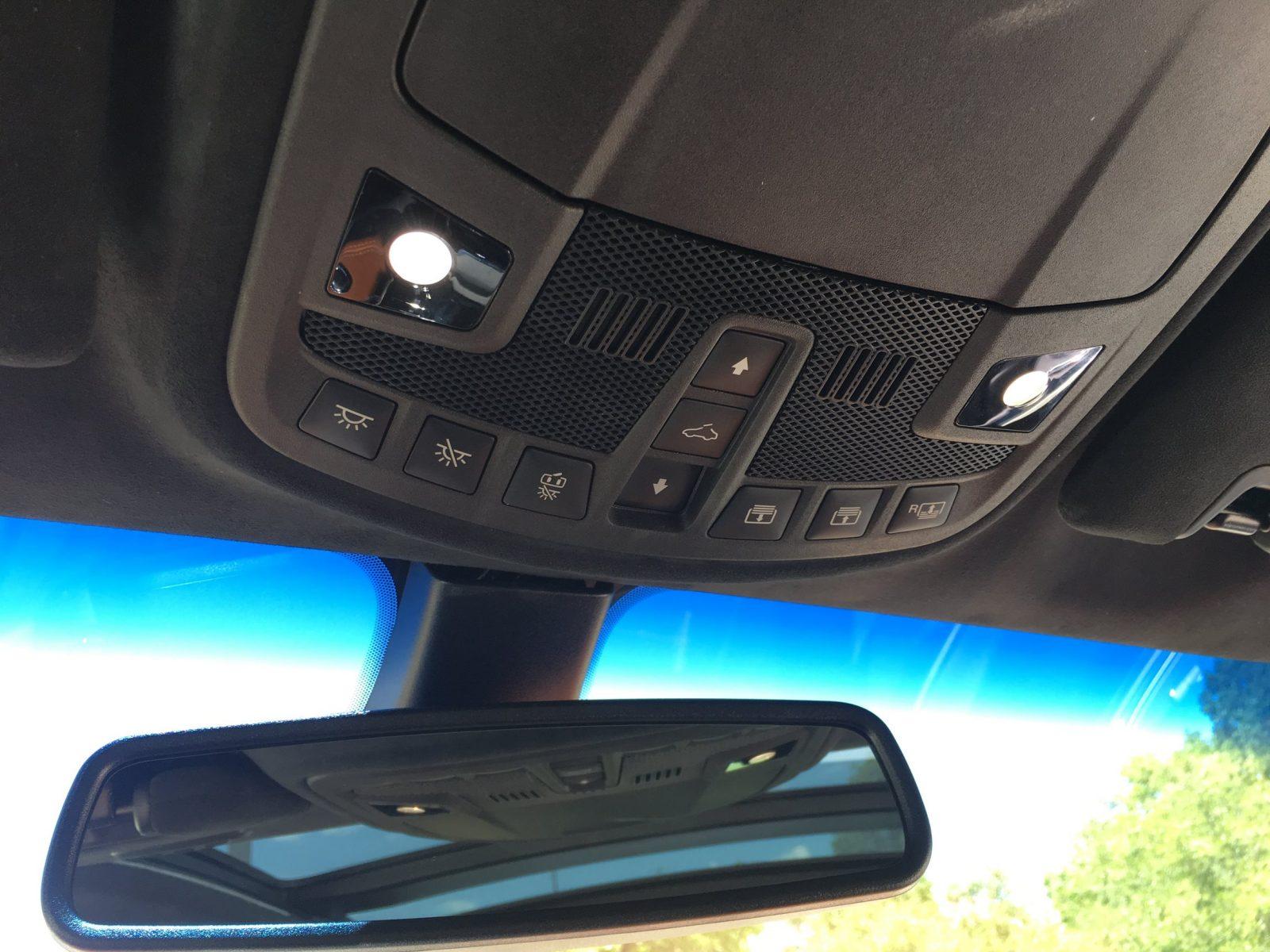 Lincoln Continental 2017 Interior 26