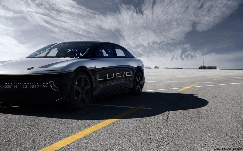 Lucid Air Alpha Speed Car 04