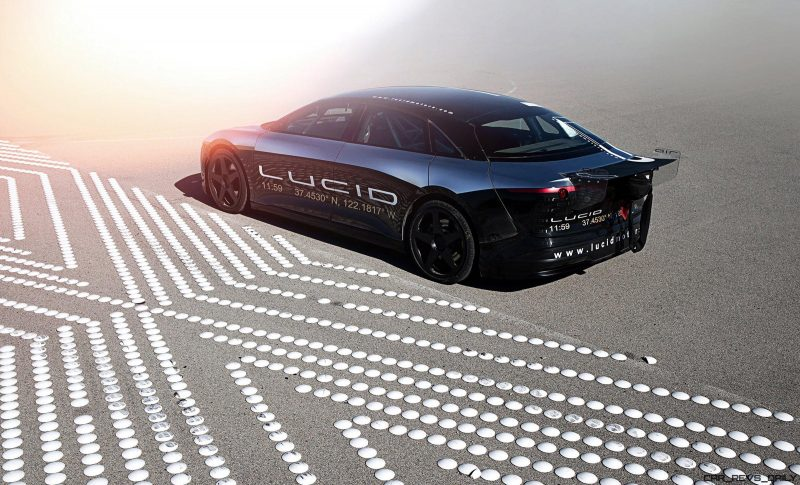 Lucid Air Alpha Speed Car 05