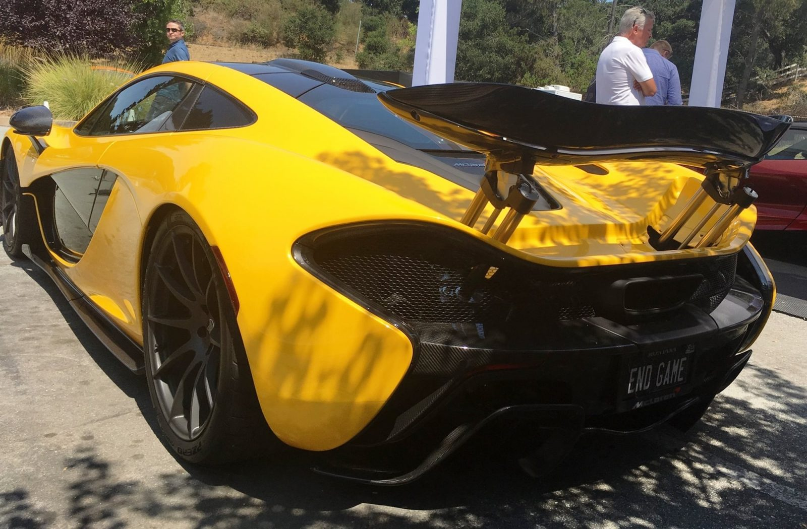 MCLAREN MADNESS - 2017 Pebble Beach VIP Villa 12