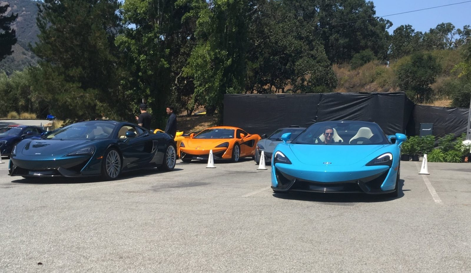 MCLAREN MADNESS - 2017 Pebble Beach VIP Villa 34