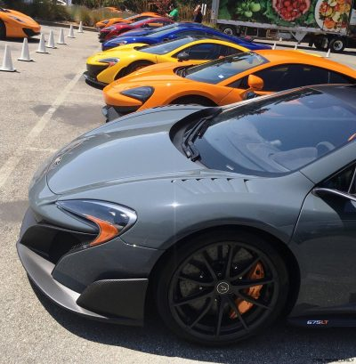 MCLAREN MADNESS - 2017 Pebble Beach VIP Villa 38