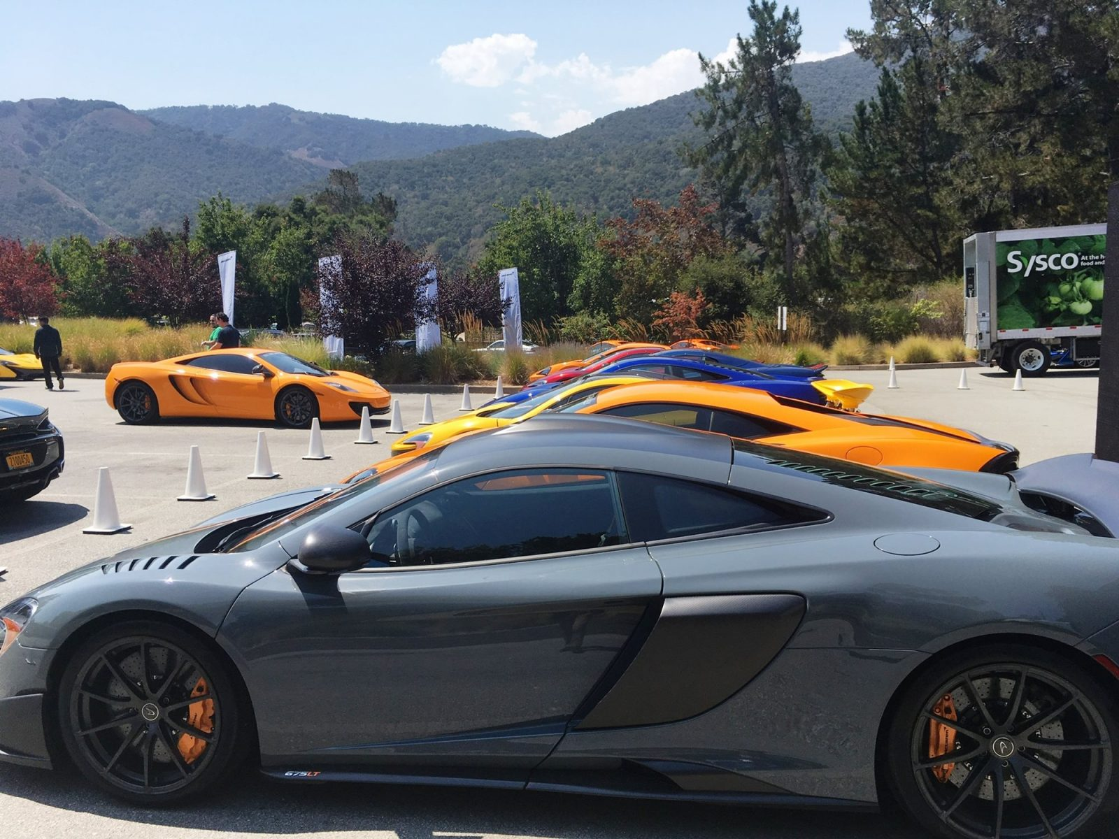 MCLAREN MADNESS - 2017 Pebble Beach VIP Villa 40