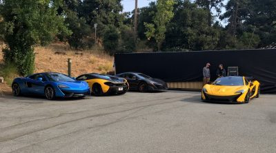 MCLAREN MADNESS - 2017 Pebble Beach VIP Villa 44