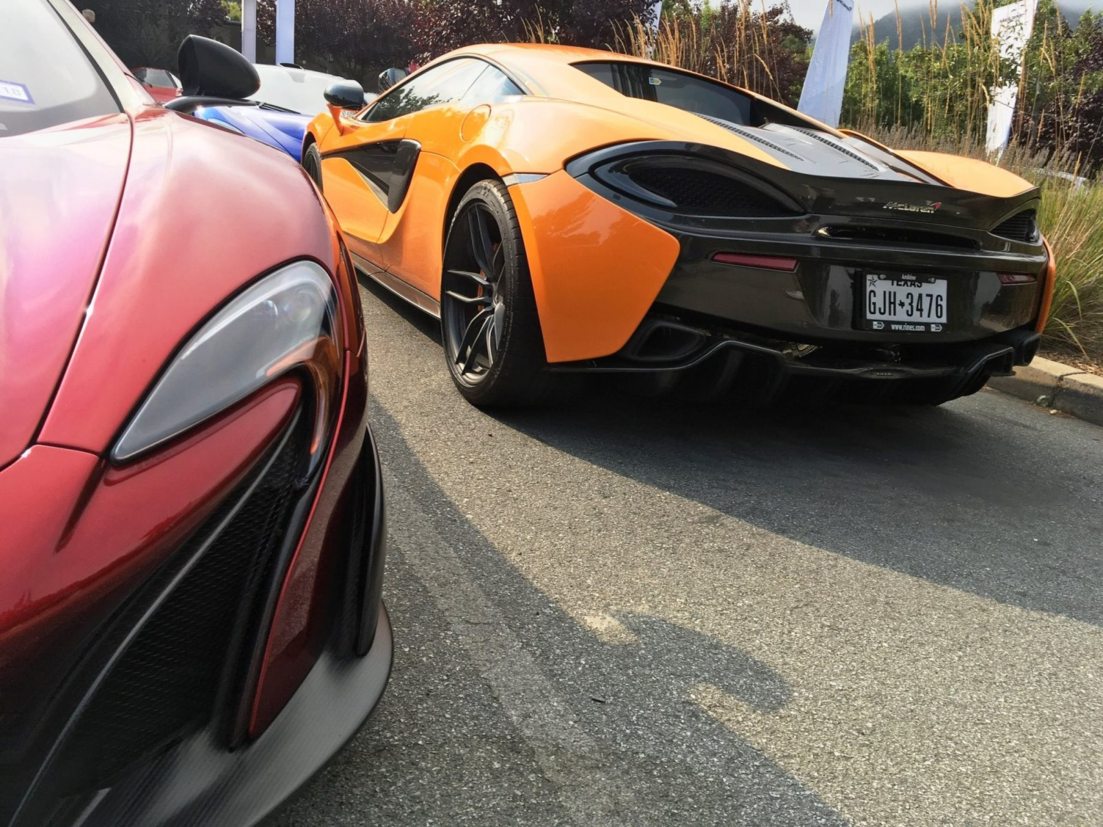 MCLAREN MADNESS - 2017 Pebble Beach VIP Villa 47