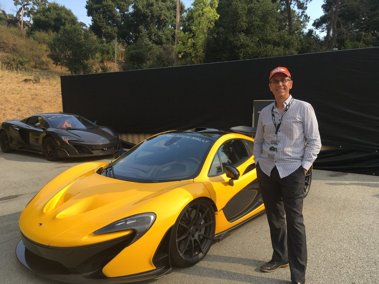 MCLAREN MADNESS - 2017 Pebble Beach VIP Villa 49