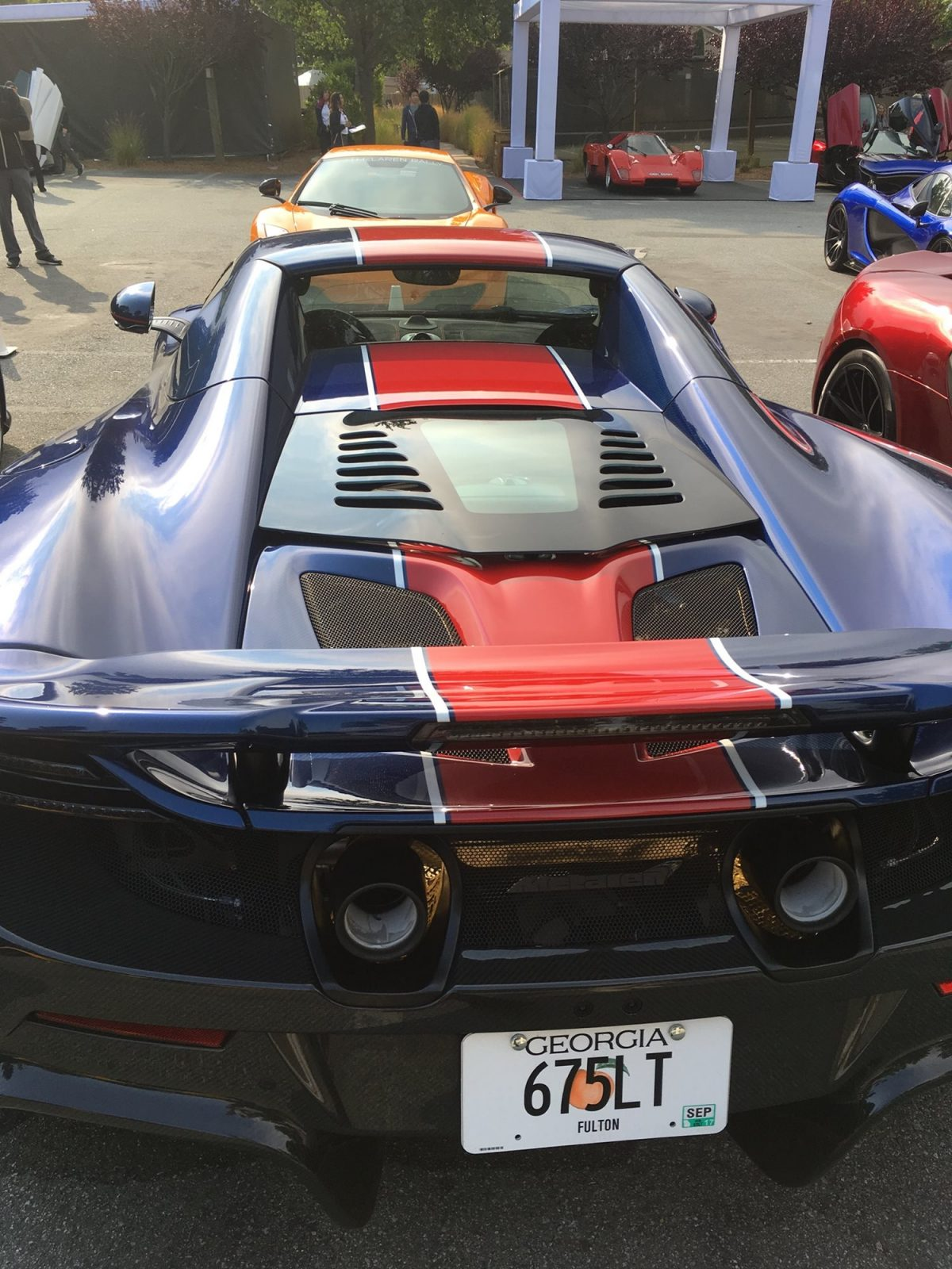 MCLAREN MADNESS - 2017 Pebble Beach VIP Villa 51