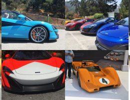 McLaren VIP Event [118 Photos] M6GT, M7A, 570S Spider, 720S + Longtails