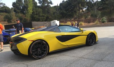 MCLAREN MADNESS - 2017 Pebble Beach VIP Villa 72
