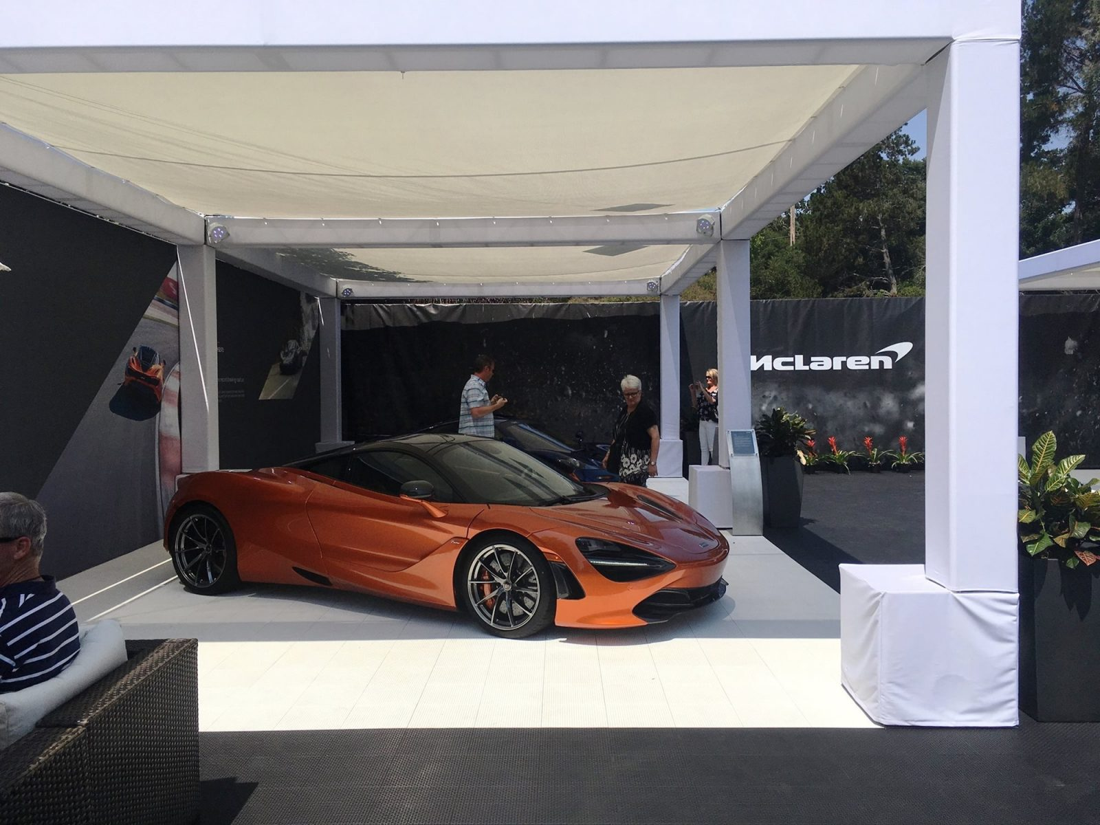 MCLAREN MADNESS - 2017 Pebble Beach VIP Villa 74