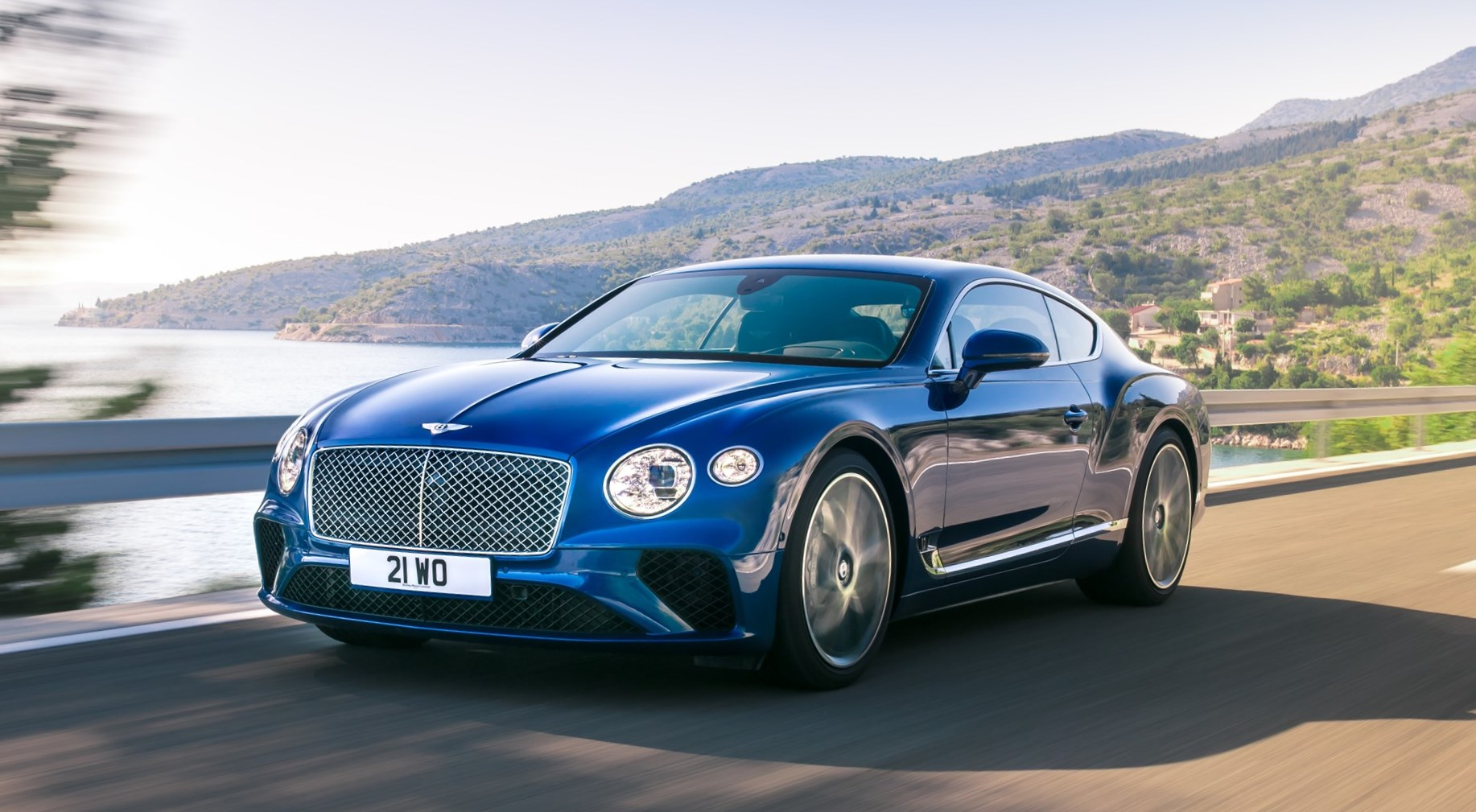 3 6s 626hp 2019 Bentley Continental Gt Revealed