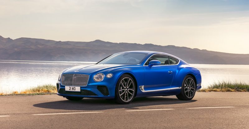 New Continental GT - 10
