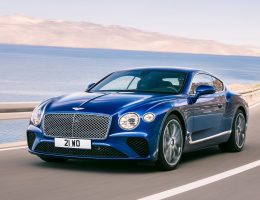 3.6s, 626HP 2019 Bentley Continental GT Revealed!