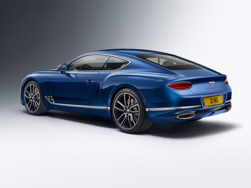New Continental GT - 35