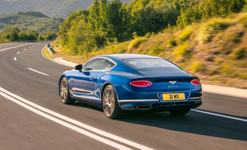 New Continental GT - 6