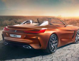 2017 BMW Concept Z4 – Design Analysis