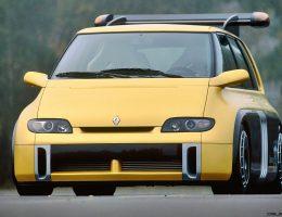 Concept Flashback – 1994 Renault Espace F1 [38 Photos]