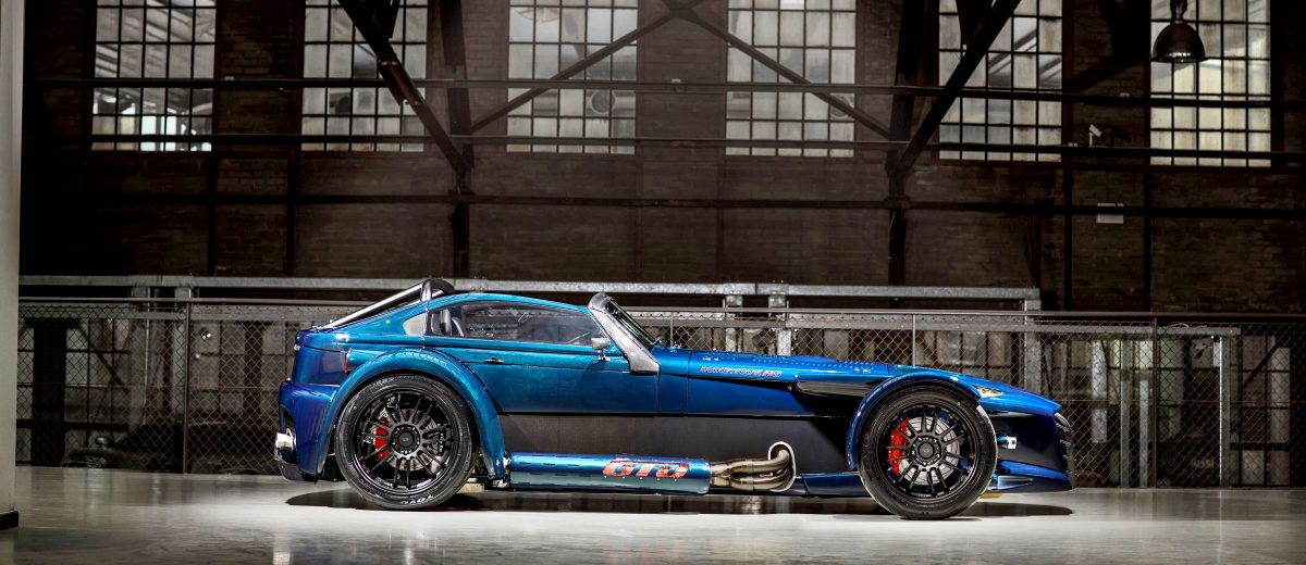 2017 Donkervoort D8 GTO RS Bare Naked Carbon Edition 1 copy