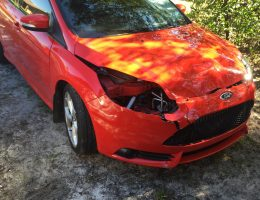 What to Do If You Crash Into a Building and More – By Scott Huntington